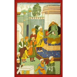 Mughal Court (Darbar)