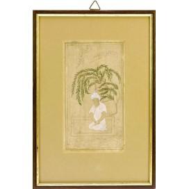 Mughal miniature