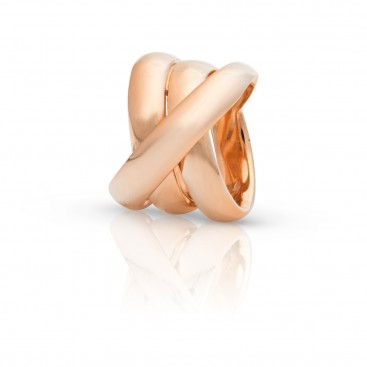 Ring 18kt Rose gold