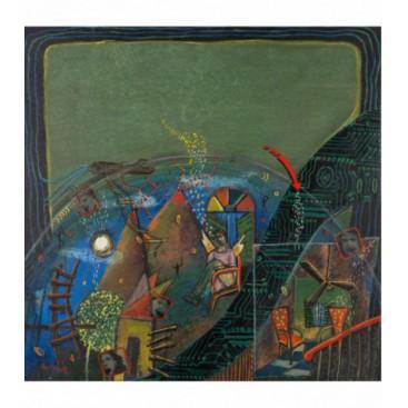 Composition by Arpita Chandra