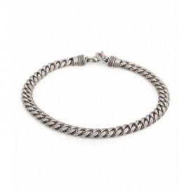 Solid silver necklace